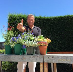 Green Thumbs up for Gardening!