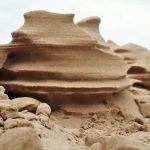 Nature's Sandblasted Patterns